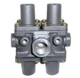 Valvula Protectora 4 circuitos Wabco